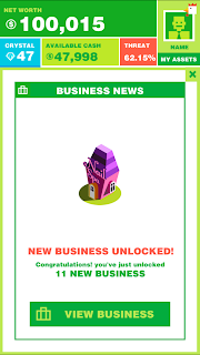 Billionaire%2Bget%2Brich%2Bjilaxzone%2Bnew%2Bbusiness%2Bunlocked [FREE iPHONE GAME] Billionaire – Learn How to be Rich The Fun way – A game that teach you how to invest Apps