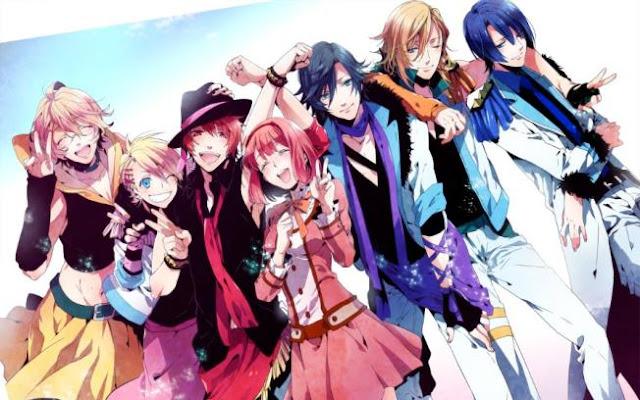 Uta no Prince Sama - Daftar Anime Tentang Idol Terbaik