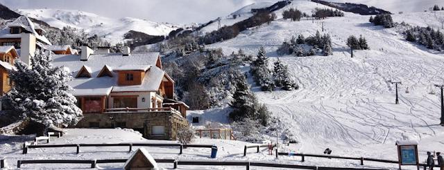 Bariloche no Inverno