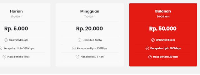 Perusahaan Wifi di Indonesia, Wifi.id Telkom Sangat Cepat