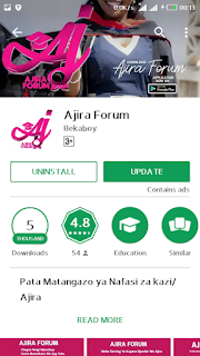 Image result for ajira forum app