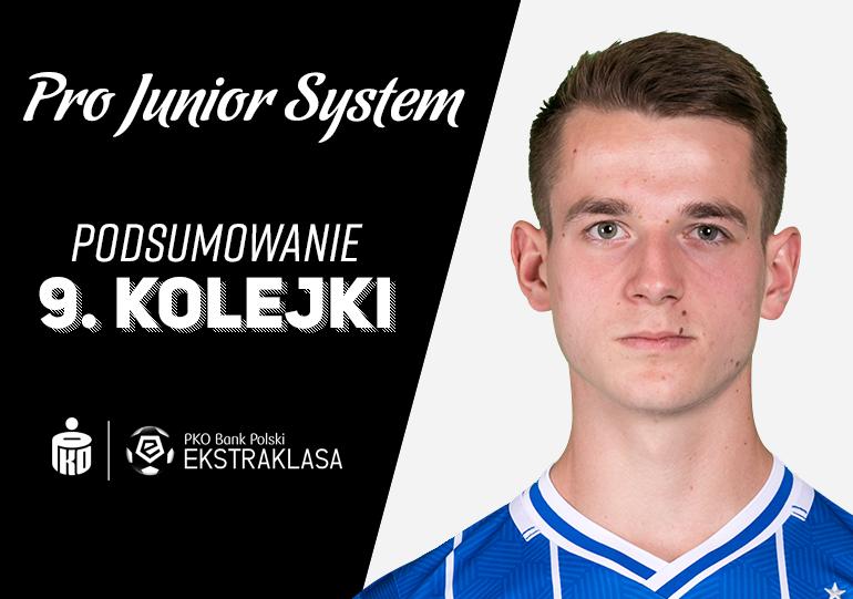 17-letni Jakub Kamiński zaliczył debiut w pierwszym zespole Lecha Poznań<br><br>fot. Lech Poznań / lechpoznan.pl<br><br>graf. Bartosz Urban