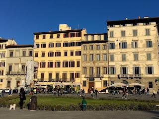 Piazza Santa Maria Novella, Florence, Italie