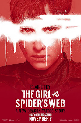 The Girl In The Spiders Web Movie Poster 6