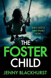 The Foster Child by Jenny Blackhurst