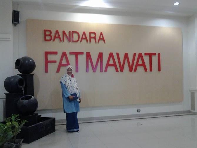 PT Angkasa Pura II Segera Kelola Bandara Fatmawati Soekarno