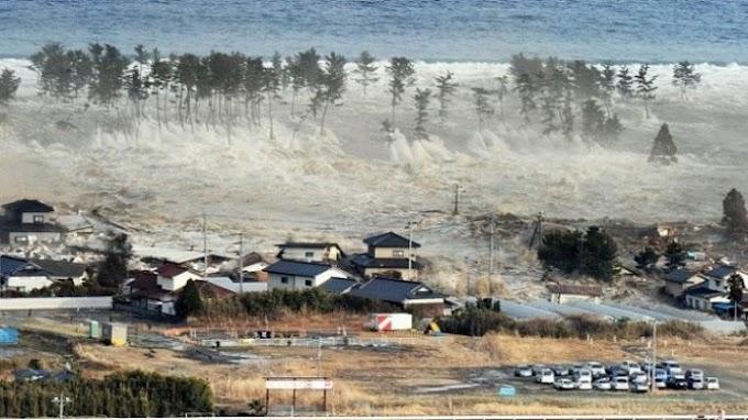 Warga Diimbau Waspada Tsunami Susulan  'Krakatau Siaga Level III