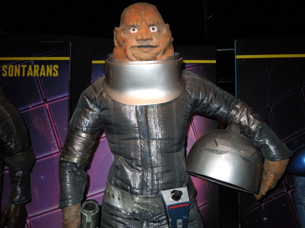 Sontaran Group Marshal Stike Doctor Who 1985 The Two Doctors