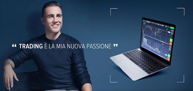 Le opzioni binarie IQ Option hanno Cannavaro come nuovo testimonial