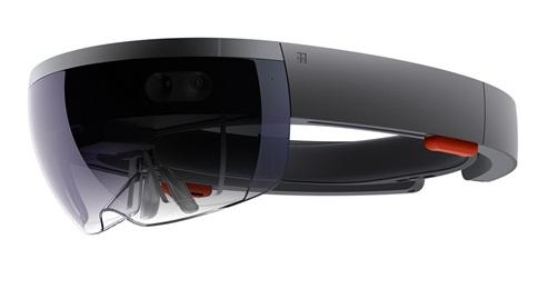 Review Kacamata VR  Microsoft Hololens