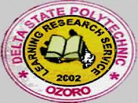 Delta State Polytechnic Ozoro Admission Form