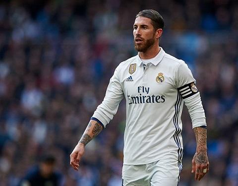 Ramos không thể thi đấu trong trận gặp Espanyol