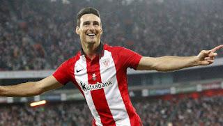 Es oficialmente el 8° goleador en la historia del Athletic f64f4d216da87