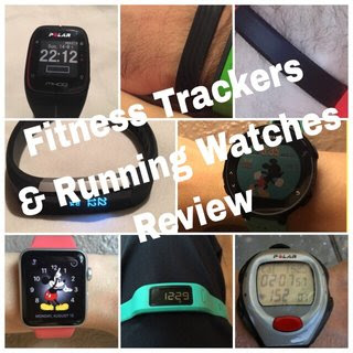 fitness trackers running watches heart rate monitor product review