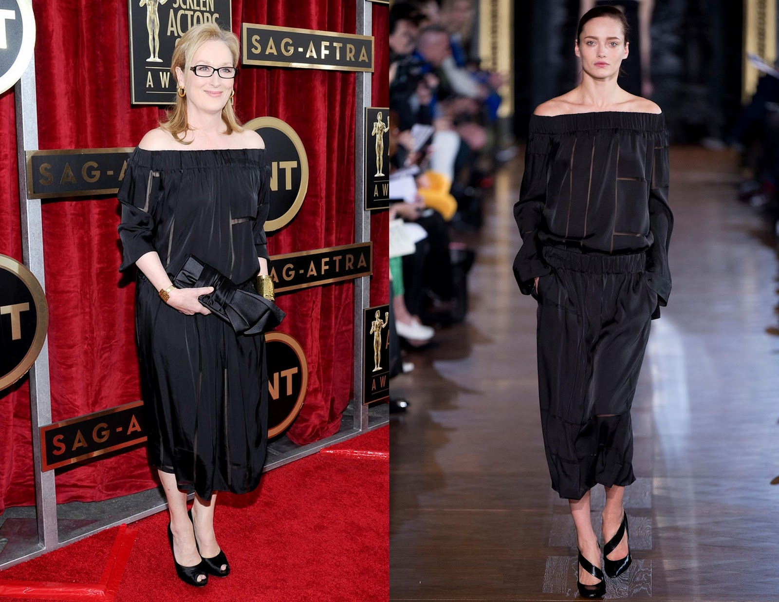 Stella McCartney – Meryl Streep - 2014 SAG Awards