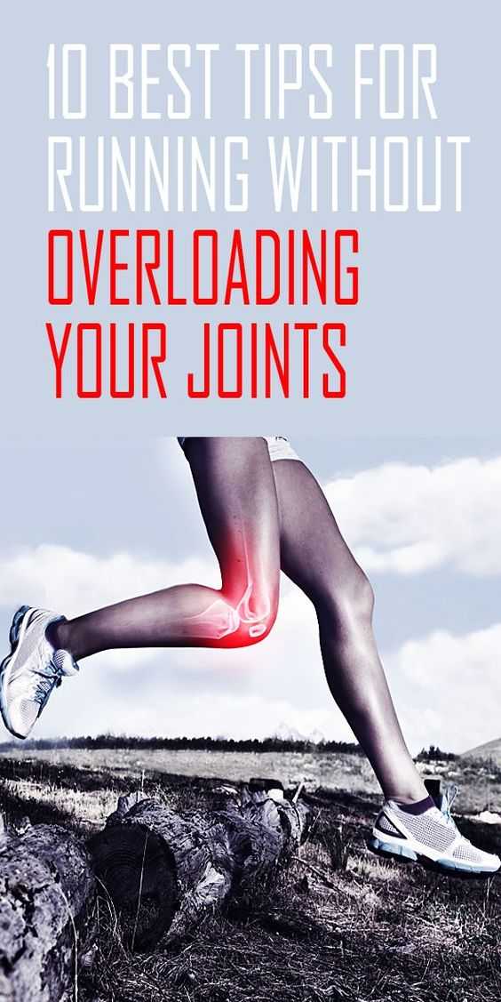 10 top tips to running without overloading your joints