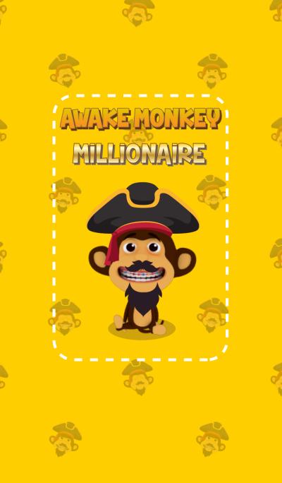 Awake Monkey Millionaire