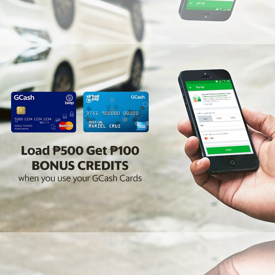 Grab Promo: Get Extra Bonus GrabPay Credits with GCash - The Daily Talks