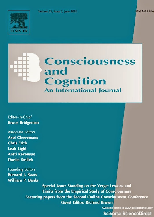 Consciousness and Cognition - Special Issue