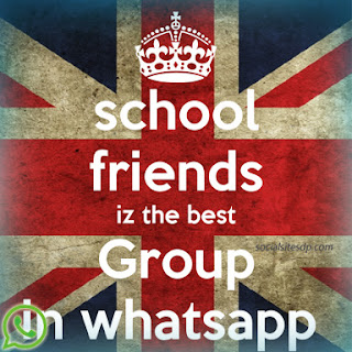 whatsapp group dp for school friends