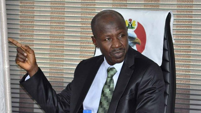 President Buhari removes Ibrahim Magu as EFCC chairman
