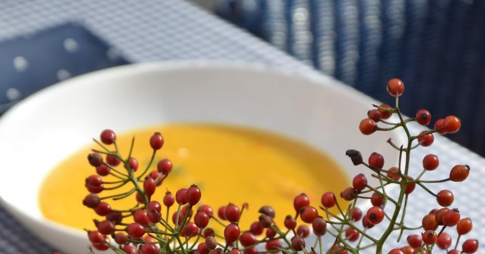 Wolkenfees k chenwerkstatt k rbis quitten suppe hello herbst for Herbstdeko mit kurbis