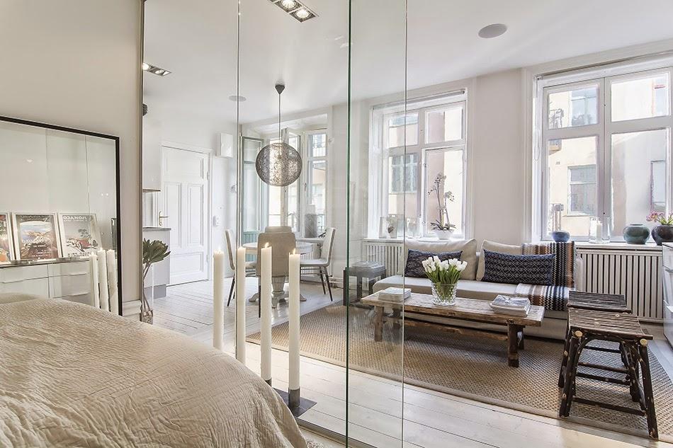 Desain Interior Apartemen Kecil Disulap Menjadi Hunian ...