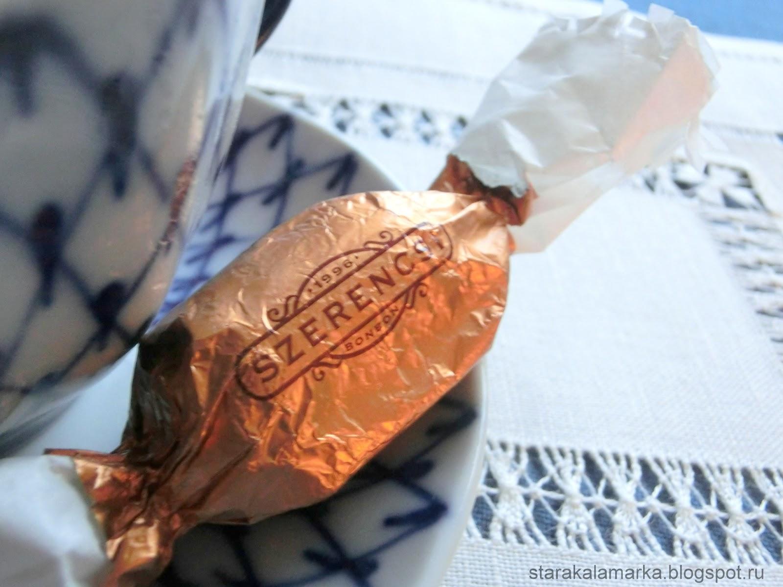 салонцукор, венгерские сладости