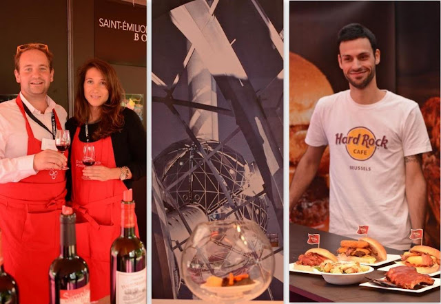EAT! BRUSSELS DRINK! BORDEAUX - HET FESTIVAL VAN DE PERFECTE MATCH.