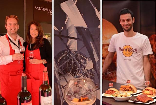 EAT! BRUSSELS DRINK! BORDEAUX 2015 - HET FESTIVAL VAN DE PERFECTE MATCH.