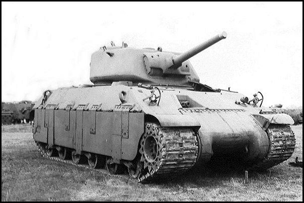 Though the Matilda IV is classified as a medium tank, when compared to similar-tiered vehicles it.