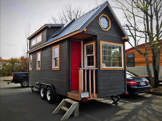 Tiny House Voted Favorite Home for Sale in Seattle!