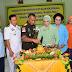 Syukuran HUT ke 55 Dharma Pertiwi di Kupang.