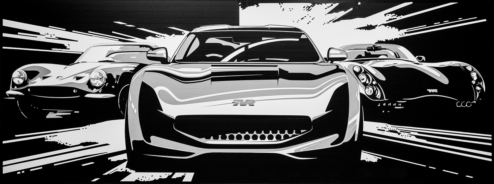 tvr to reveal new 200mph sportscar at goodwood revival. Black Bedroom Furniture Sets. Home Design Ideas