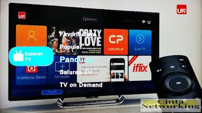 Usee Tv Fiber - Cinta Networking
