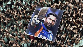 Sachin Tendulkar The Cricket God
