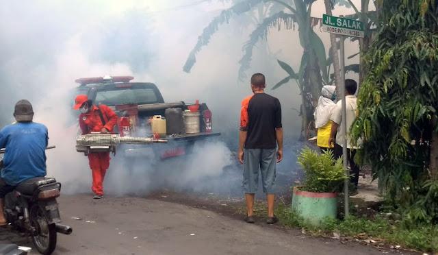 Antisipasi demam berdarah oleh petugas