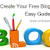 How To Start a  Blog - Detailed Guide