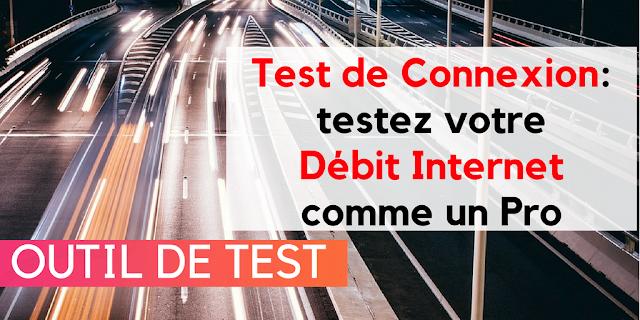debit internet test
