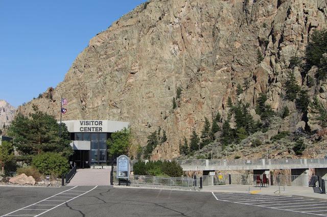 מרכז המבקרים באתר הסכר של קודי