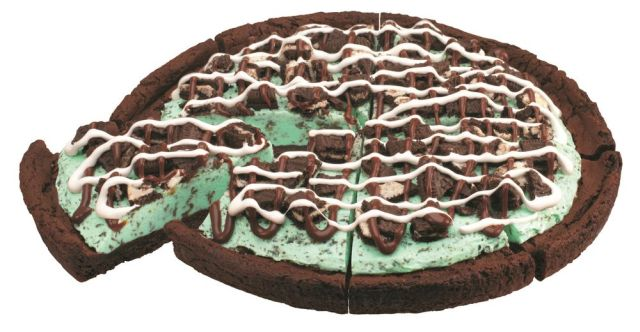 Baskin Robbins Cookie Cake Peanut Butter
