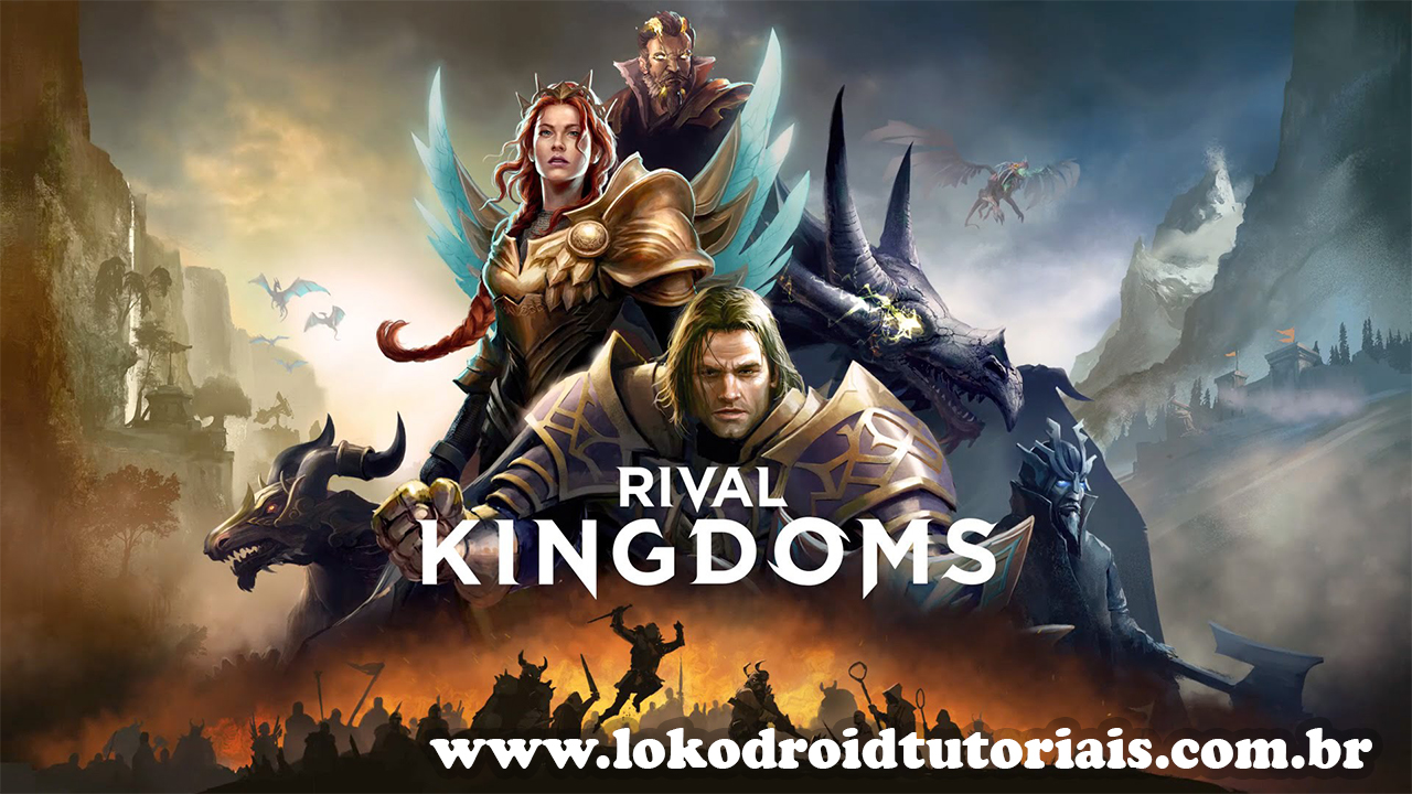 Download Rival kingdoms Mod (Mana)