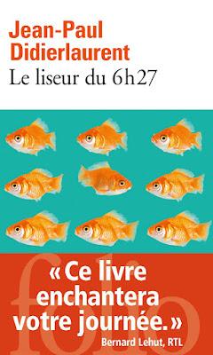 Le liseur du 6h37 de Jean-Paul Didierlaurent