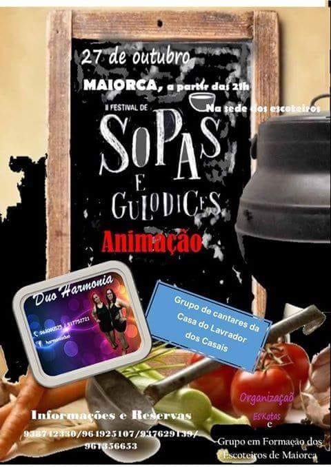 II Festival de Sopas e Gulodices