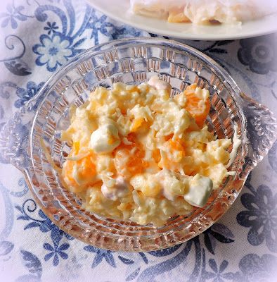 Five Cup Ambrosia Salad