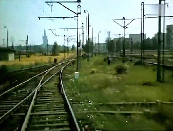 warszawa kolejowa w filmie