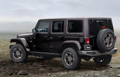 Jeep Wrangler SUV Price
