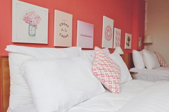 kamar ayla di sandalwood boutique hotel