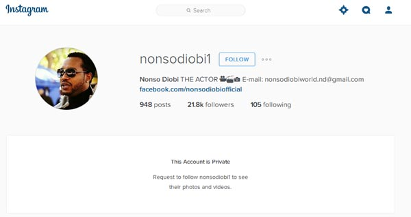User Laments How He Was Scammed By Nonso Diobi Impersonator On Instagram