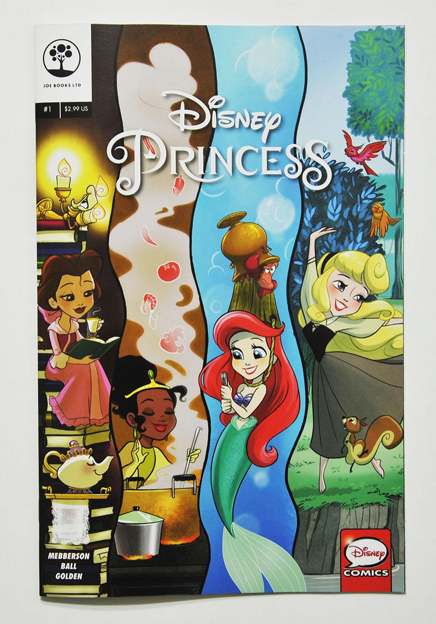 Disney Comic Comic